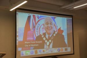 Mayor Frank Scarpetti