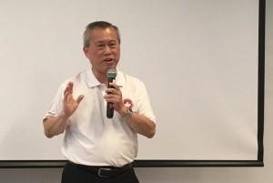 Regional Councillor Joe Li, Chair, Canadian Hakka Association
